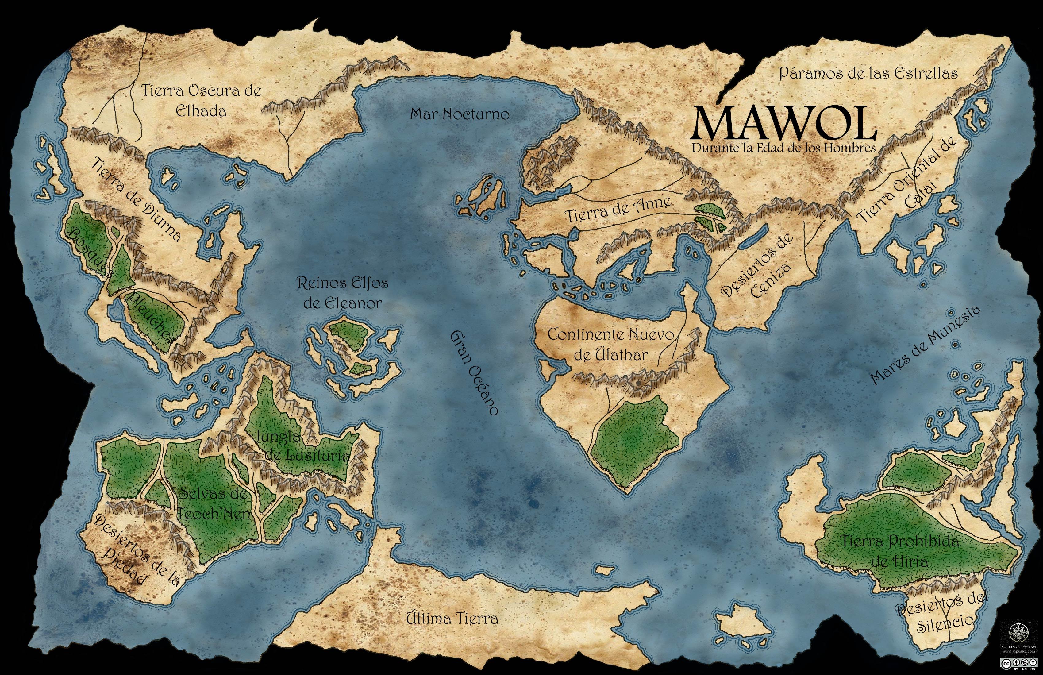 Mawol (durante la Edad de los Hombres)