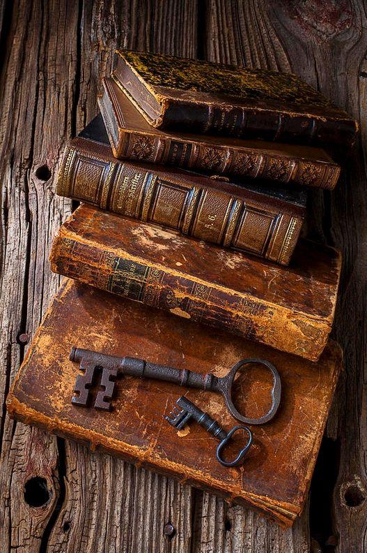 Libros y llaves